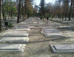 دلیل زدن سنگ به قبر در حین فاتحه خواندن