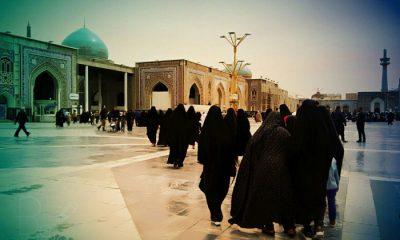 گزارش سفر سه روزه بچه های کلاسهای مهتاب به مشهد مقدس ـ فروردین 1397