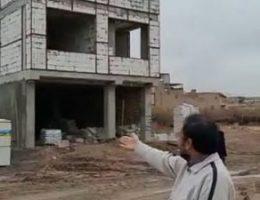 گزارشی از ساخت بنای آموزشی و اشتغال ایتام در منطقه جمکران قم به کمک خیرین